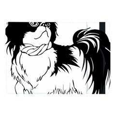 Animal Canine Dog Japanese Chin Apple Ipad Pro 10 5   Flip Case