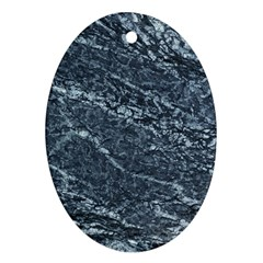 Granite 0186 Oval Ornament (two Sides)