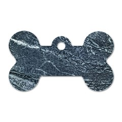 Granite 0186 Dog Tag Bone (two Sides)