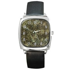 Granite 0158 Square Metal Watch