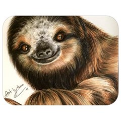 Sloth Smiles Full Print Lunch Bag by ArtByThree
