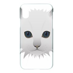 Cat Animal Pet Kitty Cats Kitten Apple Iphone X Hardshell Case