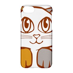 Animal Cat Feline Kitten Pet Apple Iphone 8 Hardshell Case