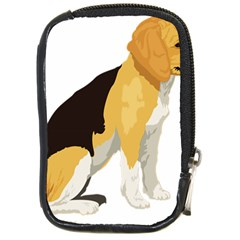 Black Yellow Dog Beagle Pet Compact Camera Cases