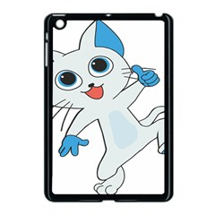 Animal Anthropomorphic Apple Ipad Mini Case (black) by Sapixe
