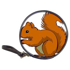 Squirrel Animal Pet Classic 20 Cd Wallets