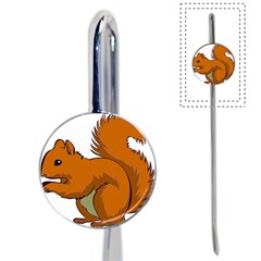 Squirrel Animal Pet Book Mark