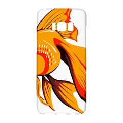 Goldfish Fish Tank Water Tropical Samsung Galaxy S8 Hardshell Case