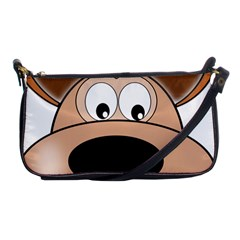 Doh Puppy Happy Pet Hound Animal Shoulder Clutch Bags