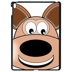 Doh Puppy Happy Pet Hound Animal Apple Ipad Pro 9 7   Black Seamless Case