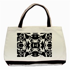 Pirate Society  Basic Tote Bag (two Sides)