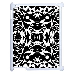 Pirate Society  Apple Ipad 2 Case (white)