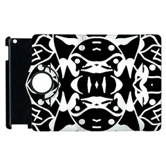 Pirate Society  Apple Ipad 3/4 Flip 360 Case