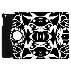 Pirate Society  Apple Ipad Mini Flip 360 Case
