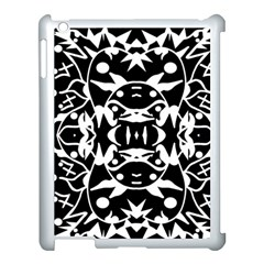 Pirate Society  Apple Ipad 3/4 Case (white)