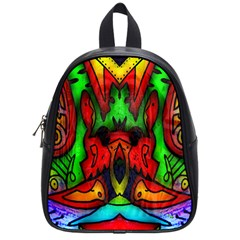 Faces School Bag (small)