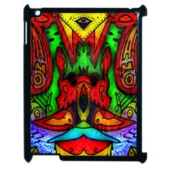 Faces Apple Ipad 2 Case (black)