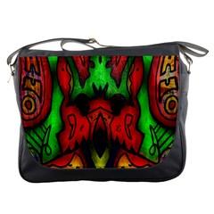 Faces Messenger Bags