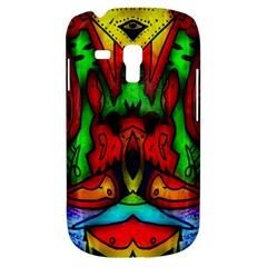 Faces Samsung Galaxy S3 Mini I8190 Hardshell Case by MRTACPANS