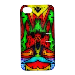 Faces Apple Iphone 4/4s Hardshell Case With Stand