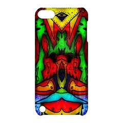 Faces Apple Ipod Touch 5 Hardshell Case With Stand