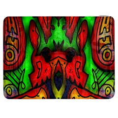 Faces Samsung Galaxy Tab 7  P1000 Flip Case