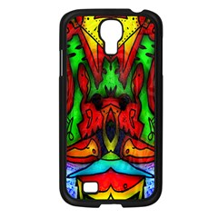 Faces Samsung Galaxy S4 I9500/ I9505 Case (black)