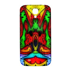 Faces Samsung Galaxy S4 I9500/i9505  Hardshell Back Case