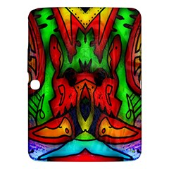 Faces Samsung Galaxy Tab 3 (10 1 ) P5200 Hardshell Case