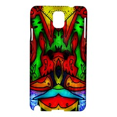 Faces Samsung Galaxy Note 3 N9005 Hardshell Case