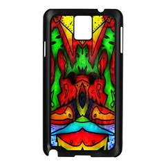 Faces Samsung Galaxy Note 3 N9005 Case (black)