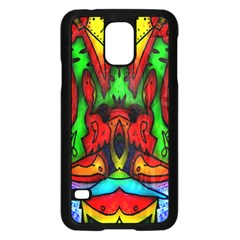 Faces Samsung Galaxy S5 Case (black)