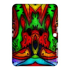 Faces Samsung Galaxy Tab 4 (10 1 ) Hardshell Case