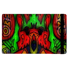 Faces Apple Ipad Pro 9 7   Flip Case