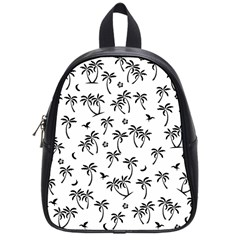 Tropical Pattern School Bag (small)