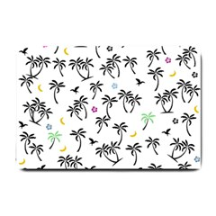 Tropical Pattern Small Doormat