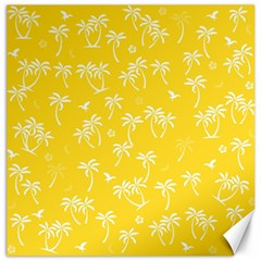 Tropical Pattern Canvas 12  X 12