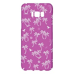 Tropical Pattern Samsung Galaxy S8 Plus Hardshell Case