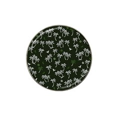 Tropical Pattern Hat Clip Ball Marker