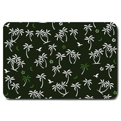 Tropical Pattern Large Doormat
