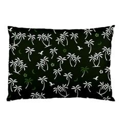 Tropical Pattern Pillow Case