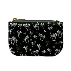 Tropical Pattern Mini Coin Purses