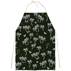 Tropical Pattern Full Print Aprons