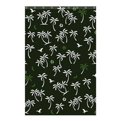Tropical Pattern Shower Curtain 48  X 72  (small)