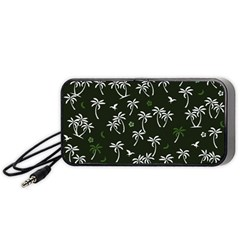 Tropical Pattern Portable Speaker