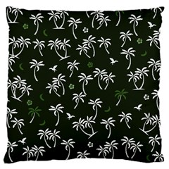 Tropical Pattern Large Cushion Case (one Side)