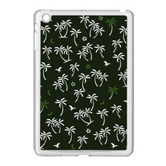 Tropical Pattern Apple Ipad Mini Case (white)