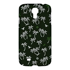 Tropical Pattern Samsung Galaxy S4 I9500/i9505 Hardshell Case