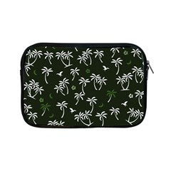 Tropical Pattern Apple Ipad Mini Zipper Cases