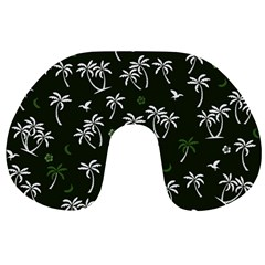 Tropical Pattern Travel Neck Pillows